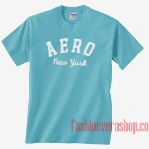 AERO New York Unisex adult T shirt