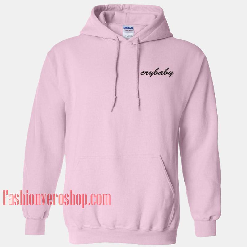 e97c99076 Crybaby HOODIE - Unisex Adult Clothing