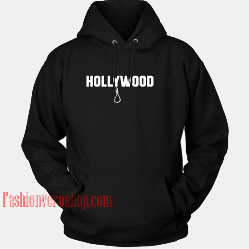 Death of Hollywood HOODIE - Unisex Adult Clothing