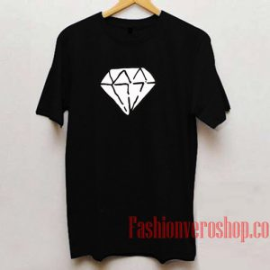 Diamond Unisex adult T shirt