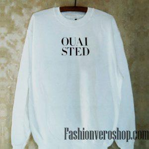 Ouai Sted Sweatshirt