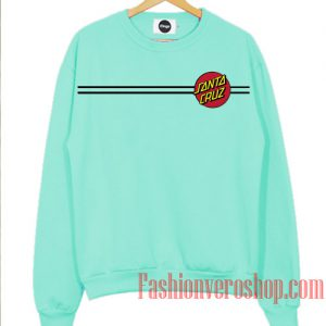 Santa Cruz Classic Dot Regular Sweatshirt