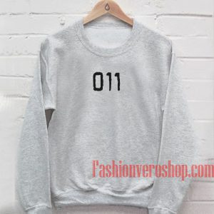 Stranger Things Eleven Light Sweatshirt