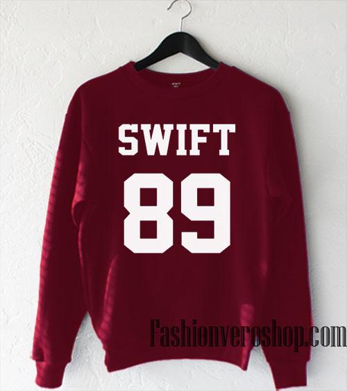 Swift 89 Sweatshirt