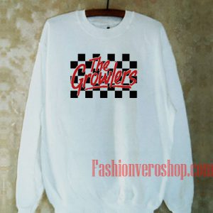 The Growlers Checkers Sweatshirt