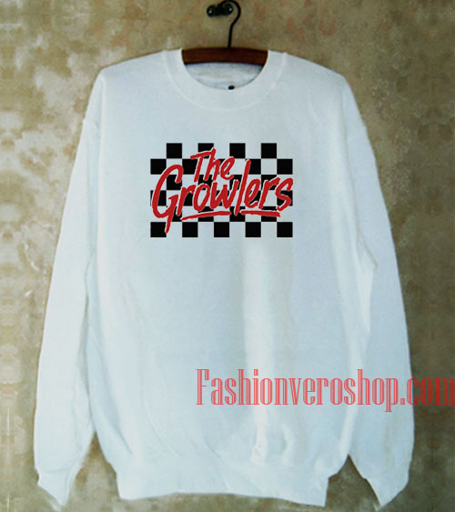 The Growlers Checkers Sweatshirt