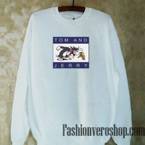 Tom And Jerry Sweatshirt
