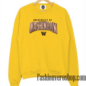 University Of Washington Sweatshirt