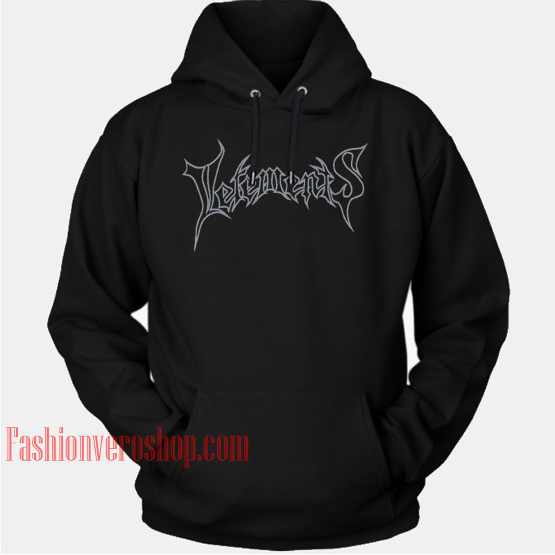 Vetements Metal Logo HOODIE - Unisex Adult Clothing
