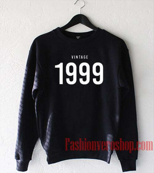 Vintage 1999 Sweatshirt