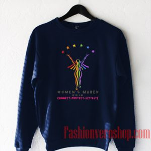 Women's March 2018 Sweatshirt