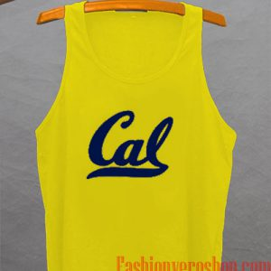Cal California Tank top