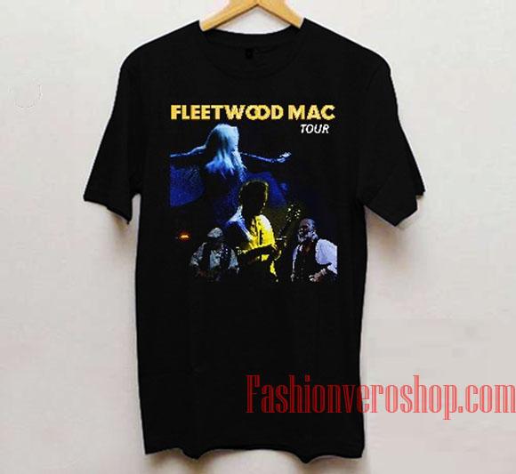 Fleetwood Mac Tour Unisex adult T shirt