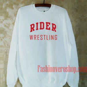 Rider Wrestling Sweatshirt