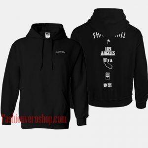 Shadow Hill Black HOODIE Unisex Adult Clothing