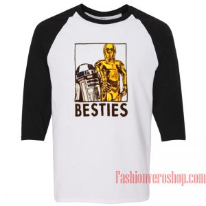 Star Wars Besties Raglan Unisex Shirt