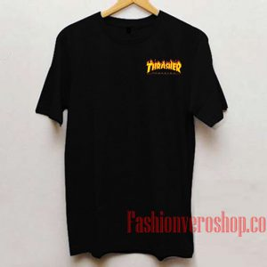 Thrasher Magazine Unisex adult T shirt