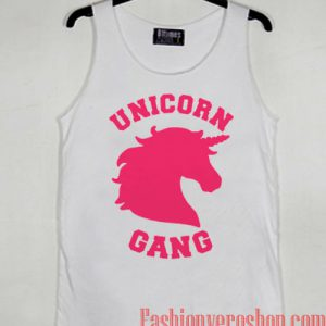 Unicorn Gang Tank top