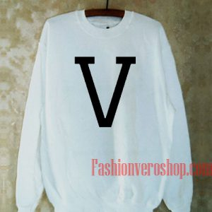 V College Sweatshirt