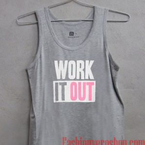 Work It Out Tank top