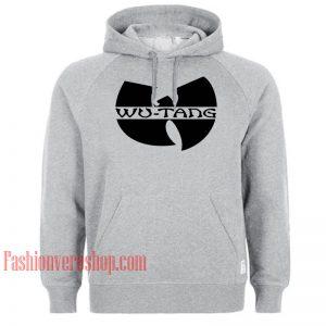Wu Tang Clan Logo HOODIE - Unisex Adult Clothing