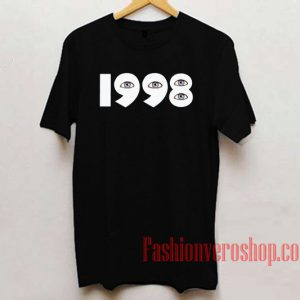 1998 Eyes Unisex adult T shirt