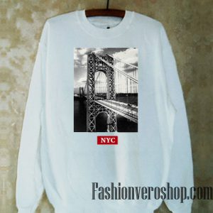 NYC Bridge Sweatshirt