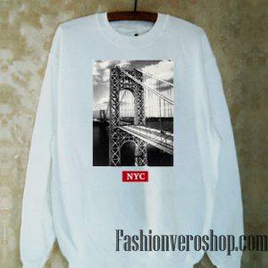 NYC Bridge Sweatshirt