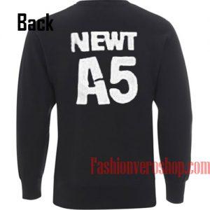 New A5 Sweatshirt