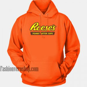 Reese's Peanut Butter Cups HOODIE - Unisex Adult Clothing