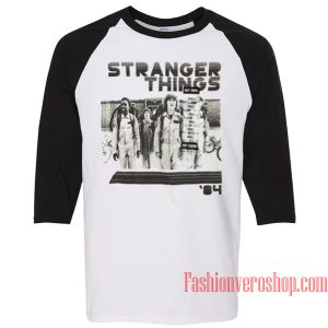 Stranger Things 84 Raglan Unisex Shirt