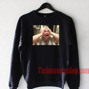 Trisha Paytas Crying Sweatshirt