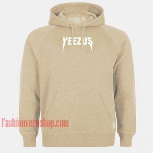 Yeezus Cream HOODIE - Unisex Adult Clothing