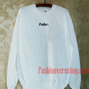 Fake Sweatshirt