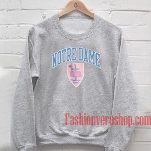 Notre Dame Sweatshirt