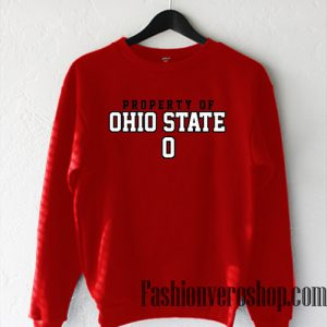 Property of Ohio State Sweatshirt