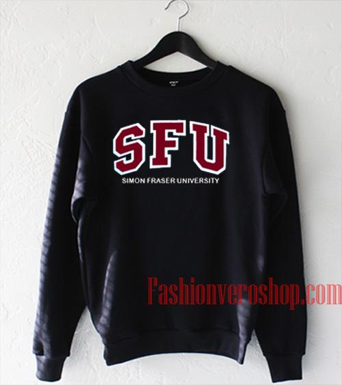 Simon Fraser University Sweatshirt