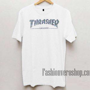 Thrasher GX1000 Unisex adult T shirt