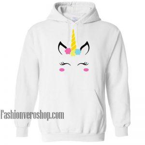 Unicorn Horse HOODIE - Unisex Adult Clothing