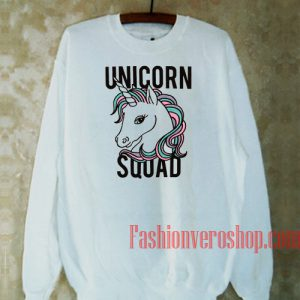 Unicorn Squad Sweatshirt