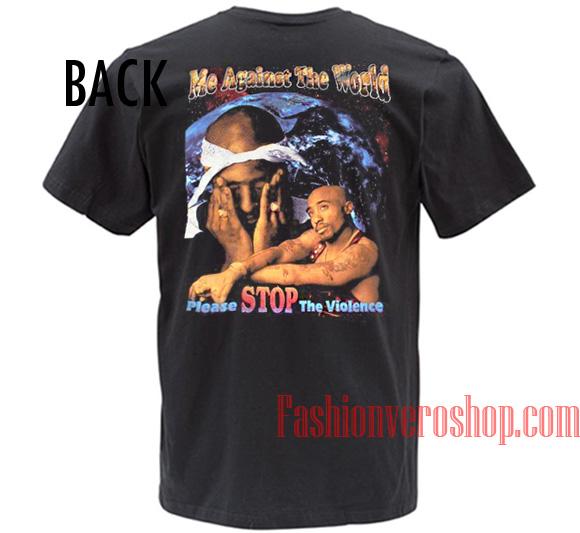 billiger Verkauf reich und großartig populärer Stil Vintage Tupac Shakur 2Pac All Eyes One Me Unisex adult T shirt
