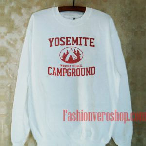 Yosemite Campground Sweatshirt