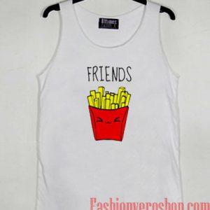 BFF Fries Tank top