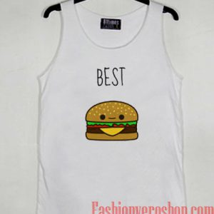 BFF Hamburger Tank top