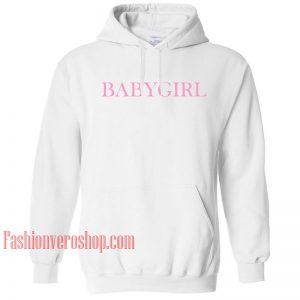 Baby Girl HOODIE - Unisex Adult Clothing