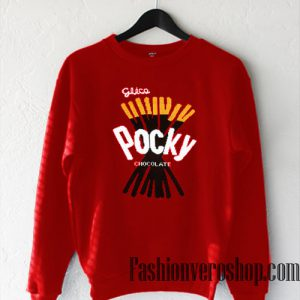 Pocky Chocolate Sweatshirt