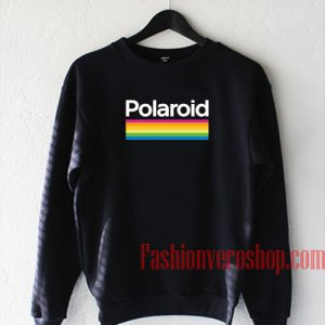 Polaroid Color Spectrum Sweatshirt