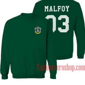 Slytherin Malfoy 03 Sweatshirt