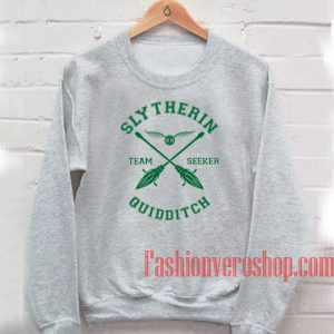 Slytherin Team Seeker Sweatshirt