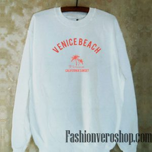 Venice California Sunset Sweatshirt